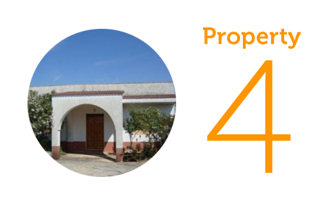 Property 4: Two-bedroom villa in Ceglie Messapic