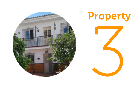 Property 3: Three-bedroom house in Cutar