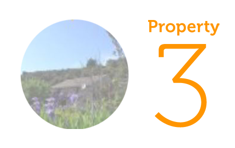 Property 3: Two-bedroom stone house in Olargues