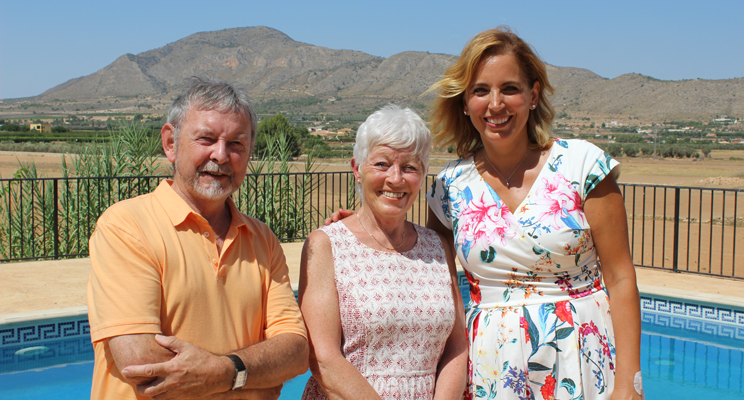 Inland Alicante, Spain - Episode 18 on Wednesday 5th June - A Place in the Sun