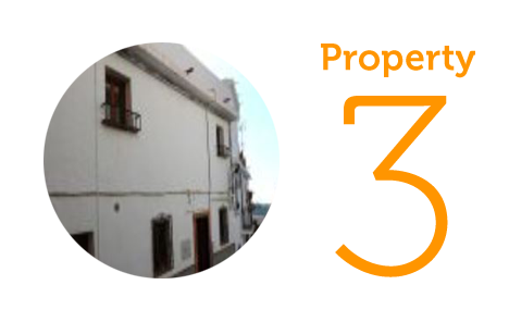 Property 3: Five-bedroom house in Otívar