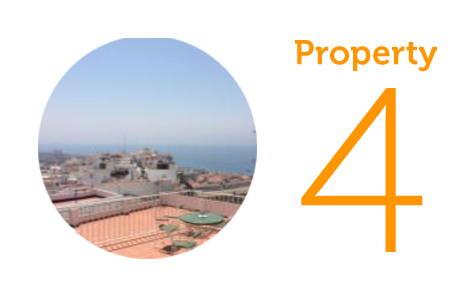 Property 4: One-bedroom townhouse in Salobreña