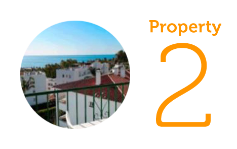Property 2: One-bedroom apartment in Miraflores
