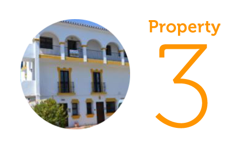Property 3: Two-bedroom apartment in El Torcal