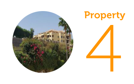 Property 4: Two-bedroom apartment in Riviera del Sol