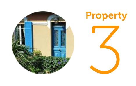 Property 3: Two-bedroom apartment