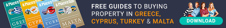 Free guide to buying a property in Greece