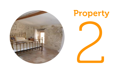 Property 2: Four-bedroom house in Cruzy