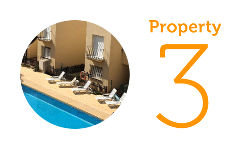 Property 3: Three-bedroom apartment in Los Gallardos