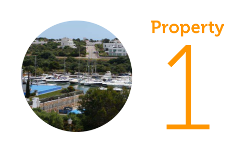 Property 1: Two-bedroom apartment in Cala D'Or