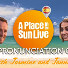 Jasmine Harman vs Jonnie Irwin: Spanish pronunciation challenge