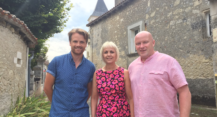 Dordogne, France - Episode 32 on Tuesday 25th June - A Place in the Sun