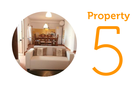 Property 5: Three-bedroom townhouse in Almáchar