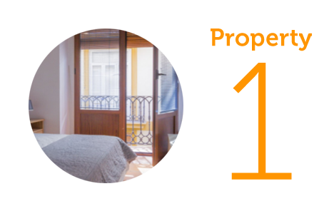 Property 1: Two-bedroom apartment in El Carme