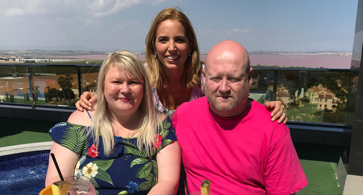 Torrevieja, Spain - Episode 36 on Monday 1st July - A Place in the Sun