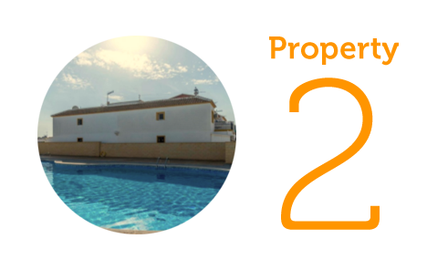 Property 2: Two-bedroom bungalow in Torrevieja
