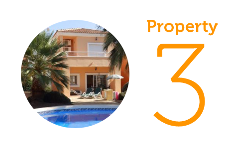 Property 3: Two-bedroom villa in Mosa Golf