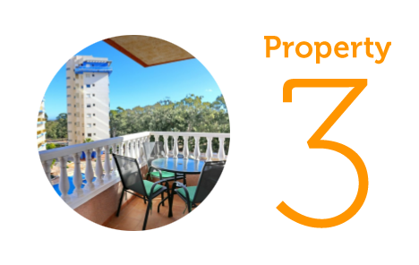 Property 3: Two-bedroom apartment in Guardamar new town