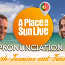 Jasmine Harman vs Jonnie Irwin: Portuguese pronunciation challenge