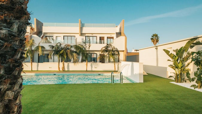 Playamar VII, Pilar de la Horadada, Spain from €148,438