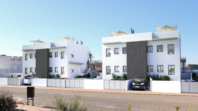 Mar de Plata, Puerto de Mazarron, Murcia, Spain from €139,900