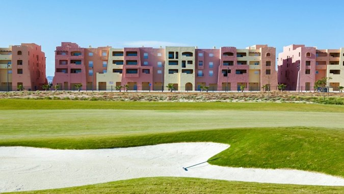 Mar Menor Golf Resort & El Boulevard, Murcia, Spain from €55,000