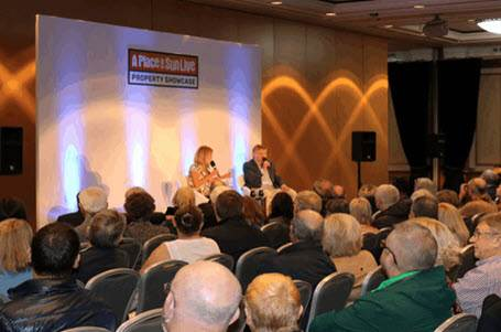 A Place in the Sun Live Property Showcase Visits Glasgow link