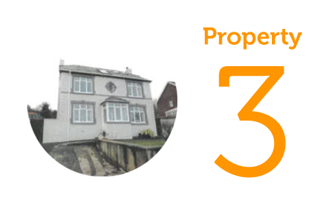 HOME Property 3: Four-bedroom house in New Quay