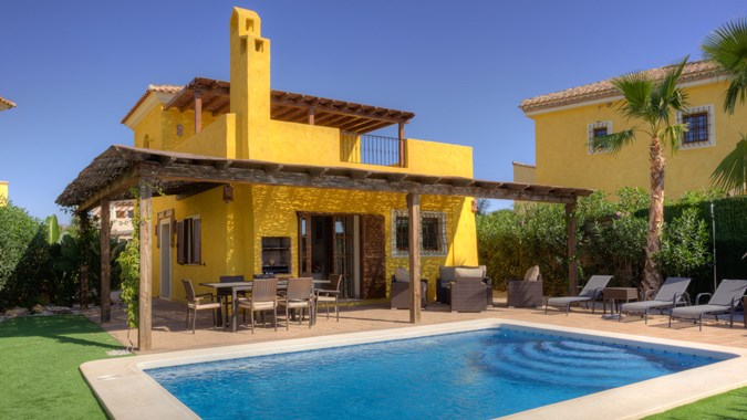 Desert Springs Resort & Golf Club, Almeria, Spain from €119,000