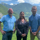 Berkshire vs the French Alps - Episode 5 on 22nd November 2019 - A Place in the Sun