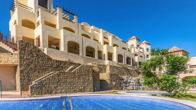 Doña Lucia Resort, Estepona, Costa del Sol, Spain from €120,900