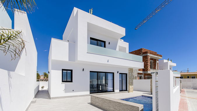 Loma de la Laguna, Los Montesinos, Costa Blanca, Spain from €298,000