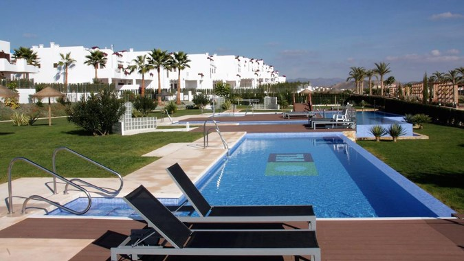 Mar de Pulpi, San Juan de Los Terreros, Almeria, Spain, from €92,000
