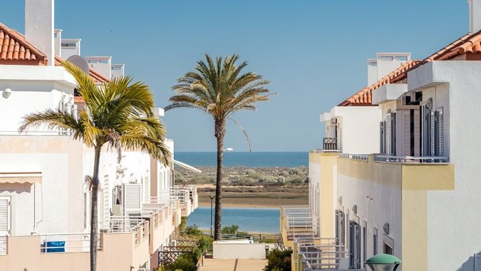Formosa Bay, Algarve, Portugal, from €145,000
