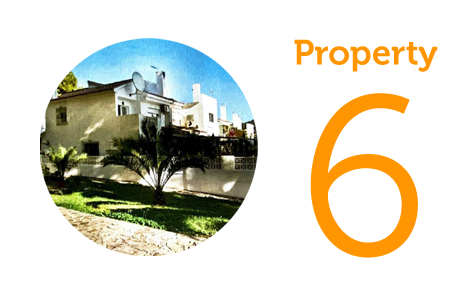 AWAY Property 6: Three-bedroom townhouse in Calpe