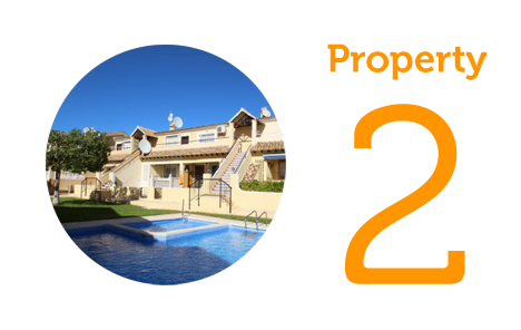 Property 2: Two-bedroom apartment in Villamartin