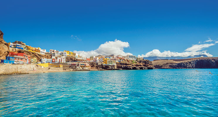 The Canary Islands - Gran Canaria vs Fuerteventura