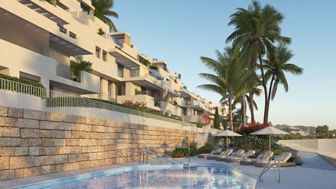 Estepona, Costa del Sol, Spain, from €143,000