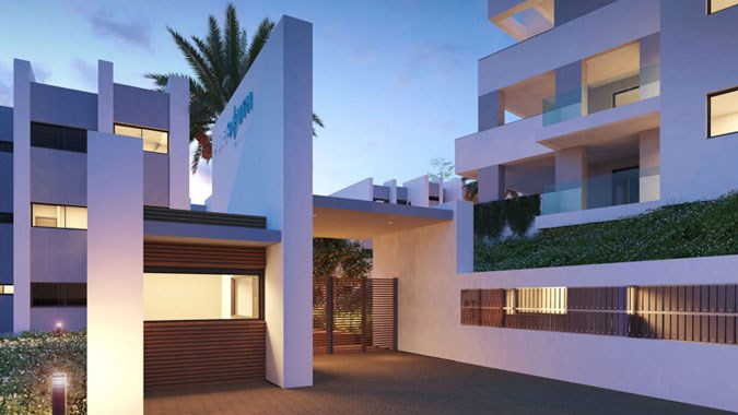 Manilva, Costa del Sol, Spain, from €194,500