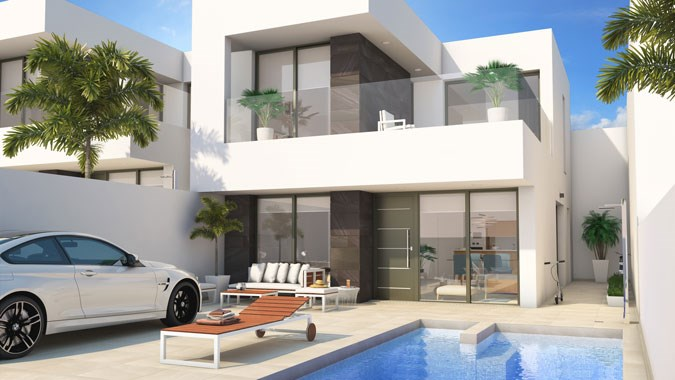 Benijófar, Costa Blanca, Spain, from €249,000