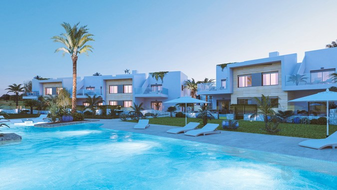 Lo Romero Resort and Golf Club, Costa Blanca, Spain from €159,900