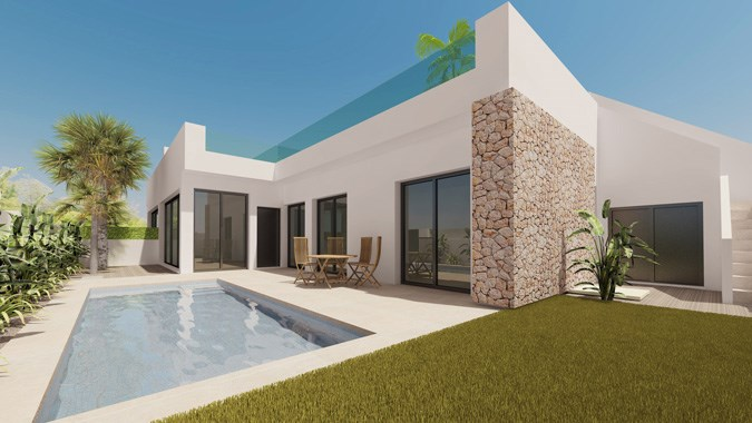 Pilar de la Horadada, Costa Blanca, Spain, from €244,900
