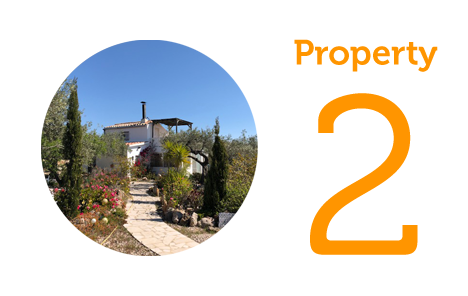 Property 2: One-bedroom house in Tortosa