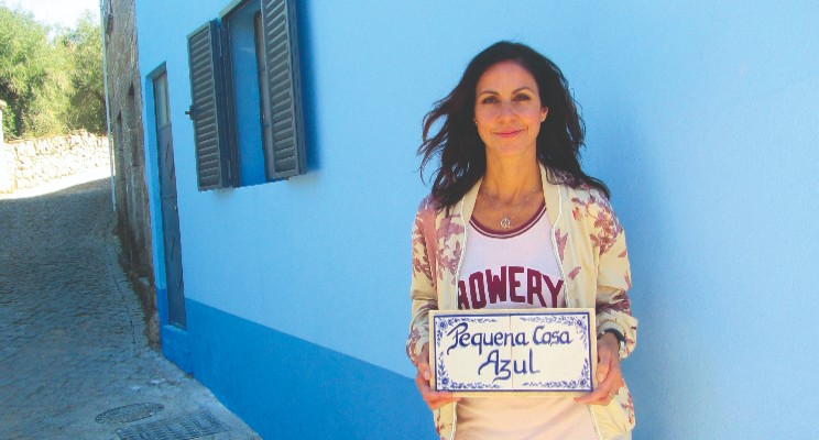 Julia Bradbury's £10k holiday home (and how you can find one too)