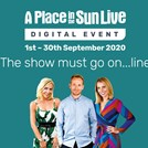 The A Place in the Sun Live Digital Event is hitting your screens this month!