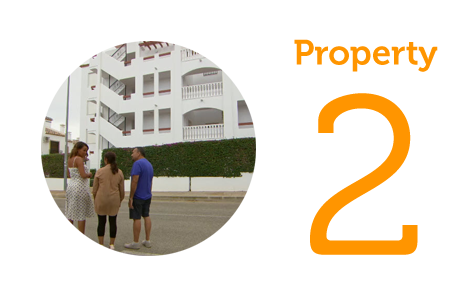 Property 2 Two-bed apartment in Villamartin