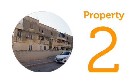 Property 2 Three-bed apartment in Zabbar