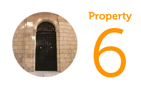 Hot property Five-bed property in Vittoriosa