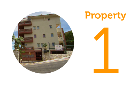 Property 1 Two-bed apartment in Torrequebrada