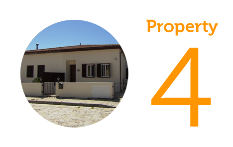 Property 4 Two-bed bungalow in  Skarinou